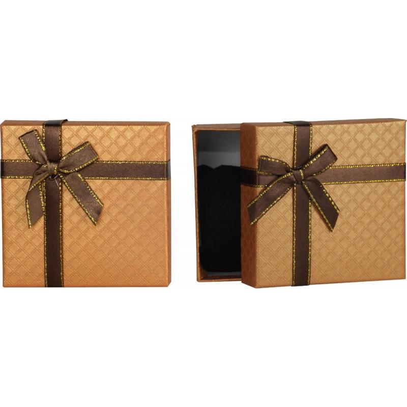 Zdjęcie produktu Pudełko na zegarek brąz