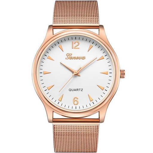 Zegarek mesh Moderato biały