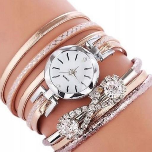 Zegarek bransoletka Juno...